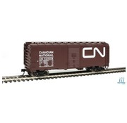 WALTHERS WALT-910-1766 - Walthers : HO 40ft Boxcar CN