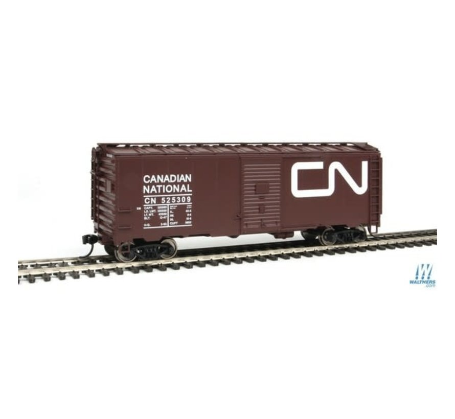 Walthers : HO 40ft Boxcar CN
