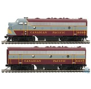 WALTHERS WALT-910-19905 - Walthers : HO F7A-B DCC CP #4099, 4437