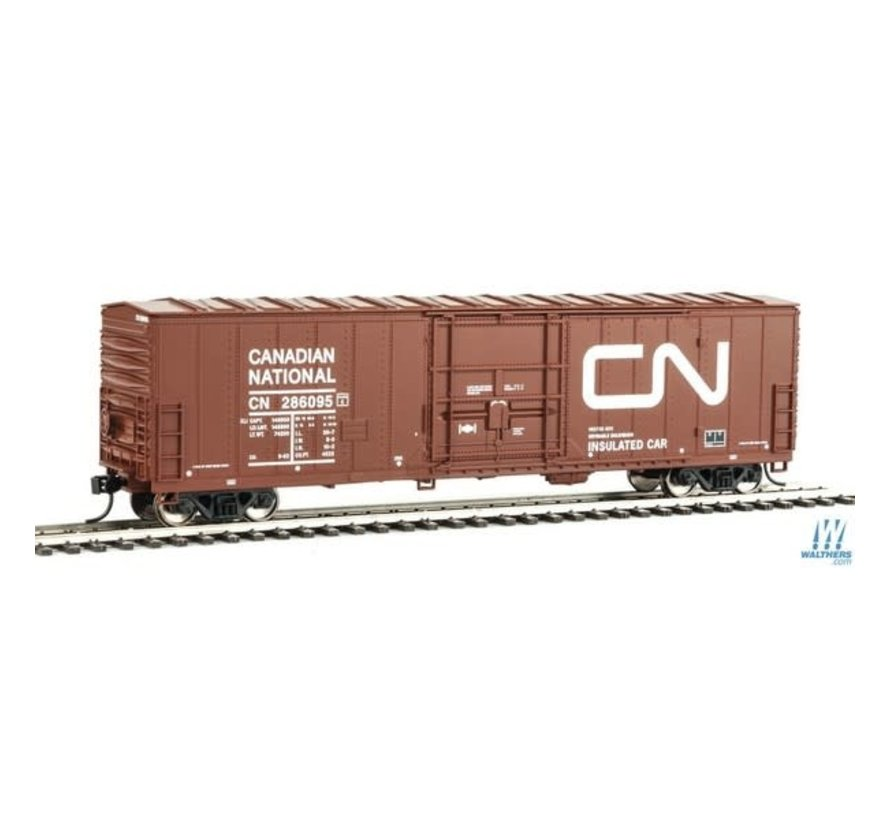Walthers : HO CN 50` Box