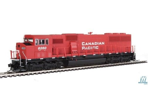 WALTHERS WALT-910-20306 - Walthers : HO CP SD60M DCC #6260