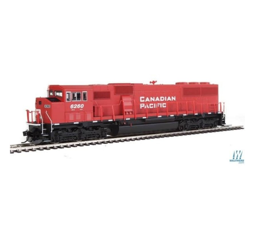 Walthers : HO CP SD60M DCC #6260