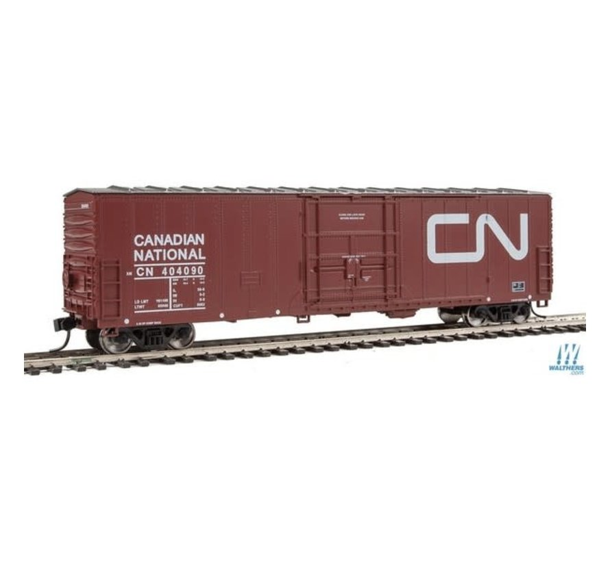 Walthers : HO CN Insul. Boxcar