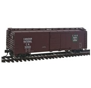 WALTHERS WALT-910-2402 - Walthers : HO 40ft Boxcar CN
