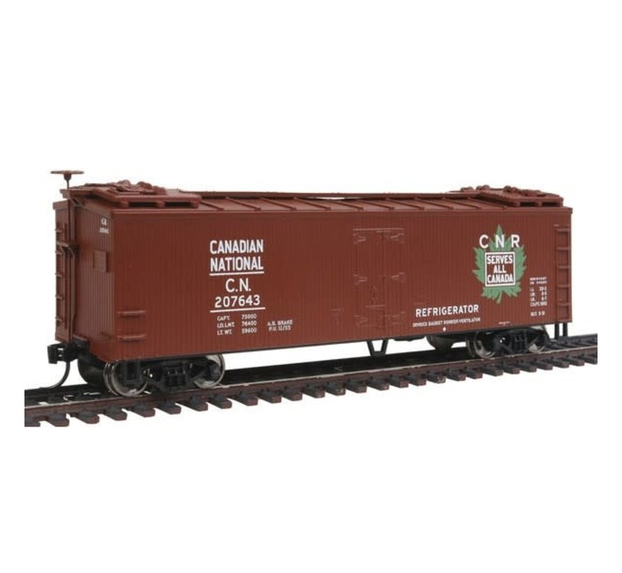 Walthers : HO 40ft reefer CN