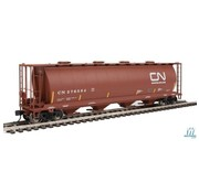 WALTHERS WALT-910-7364 - Walthers : HO 59' Cyl Hpr CN 376584
