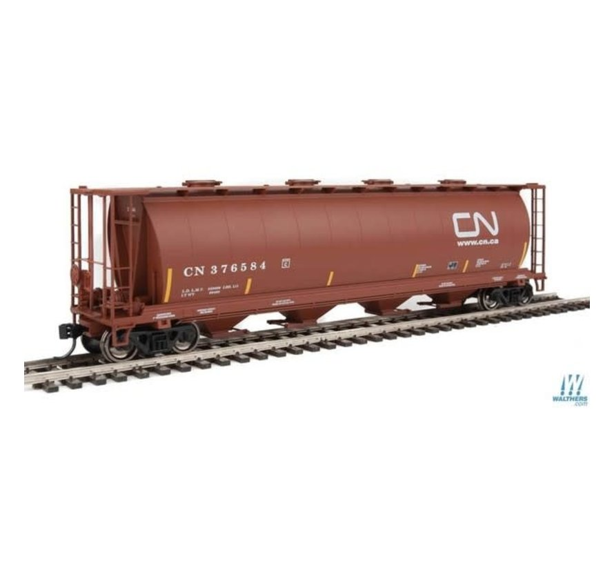 Walthers : HO 59' Cyl Hpr CN 376584