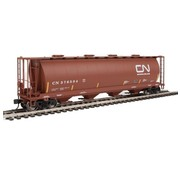WALTHERS WALT-910-7366 - Walthers : HO 59' Cyl Hpr CN 376606