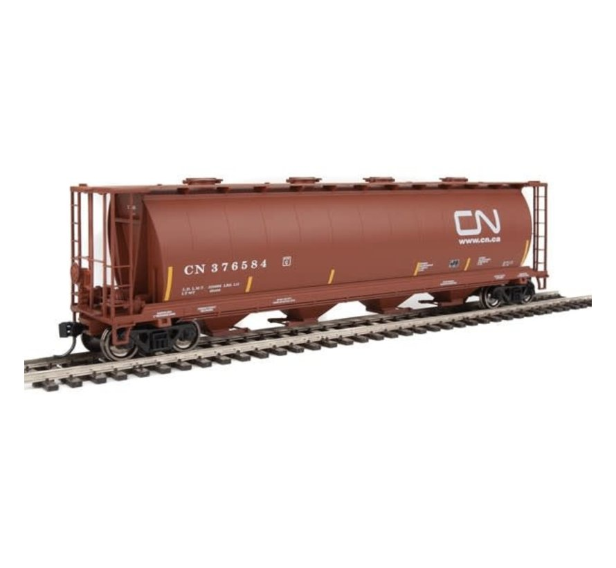 Walthers : HO 59' Cyl Hpr CN 376606