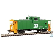 WALTHERS WALT-910-8702 - Walthers : HO BN Ext. Wide cab Caboose