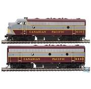 WALTHERS WALT-910-9904 - Walthers : HO F7A-B DC CP #4101, 4443