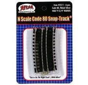 """ATLAS ATL-2511 - Atlas : N Code 80 1/2  9.75"""" Courbe"""