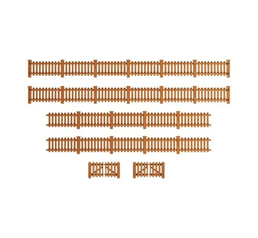 Lionel : O Brown Picket Fence