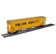 ATLAS ATL-2000-5469 - Atlas : HO Thrall 4750 Covered Hopper - Union Equity #60601