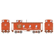 ATHEARN Copy of Athearn : N CN 30' 3-Window Caboose #76692