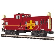 MTH MTH : O Santa Fe Extended Vision Caboose