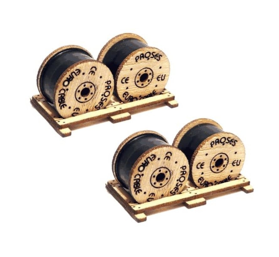 Bachmann : HO Cable Drums