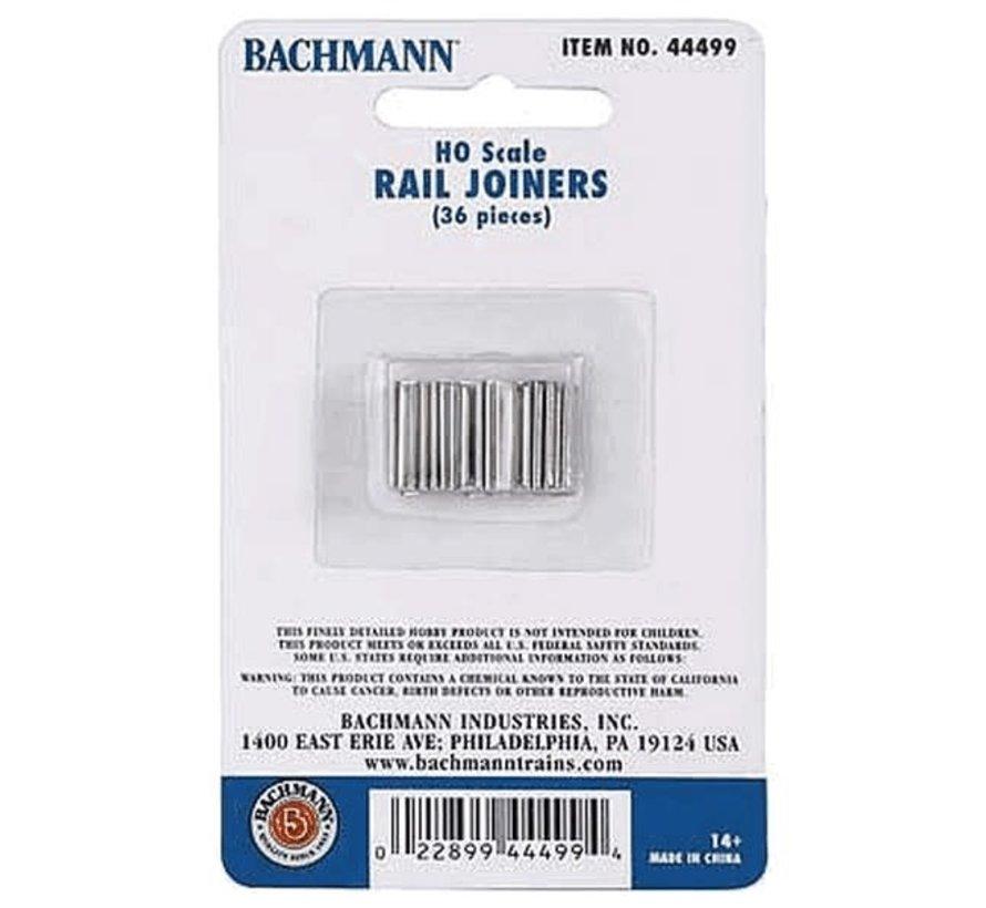 Bachmann : HO EZ Track joiners