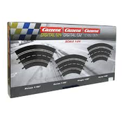 CARRERA CAR-20571 - Carrera : Track Curves 1/60