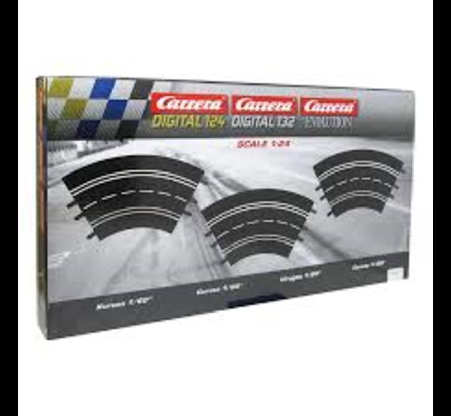 Carrera : Track Curves 1/60