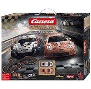 CARRERA CAR-23628 - Carrera : DIG124 Double Victory Set, Digital 1/24 w/Lights and Wireless Controllers