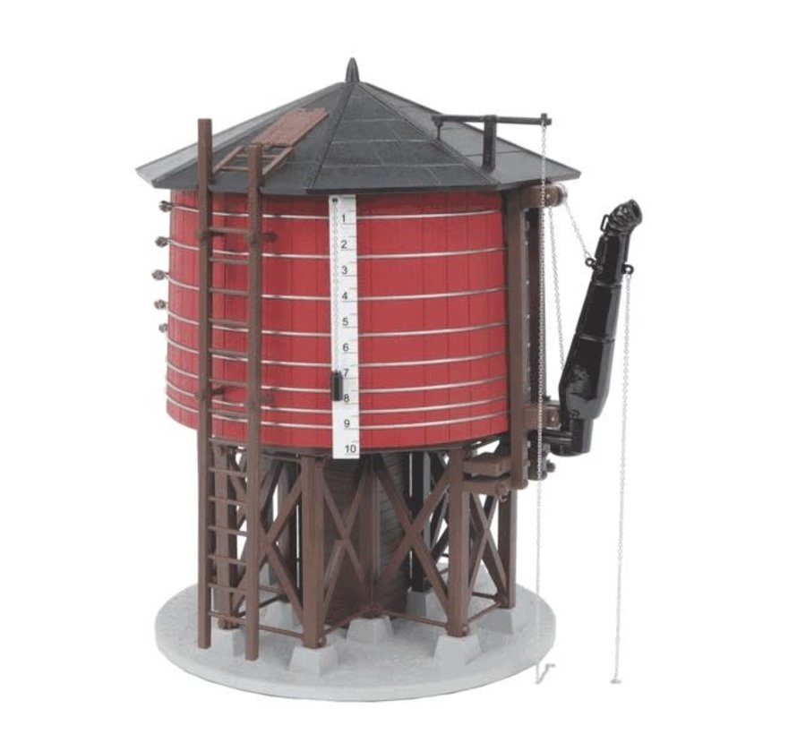 MTH : O Operating Water Tower