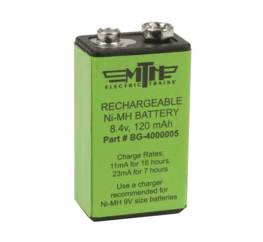 MTH : O 9 V Battery