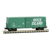 Micro-Trains Micro-Trains : Z RI Box Car