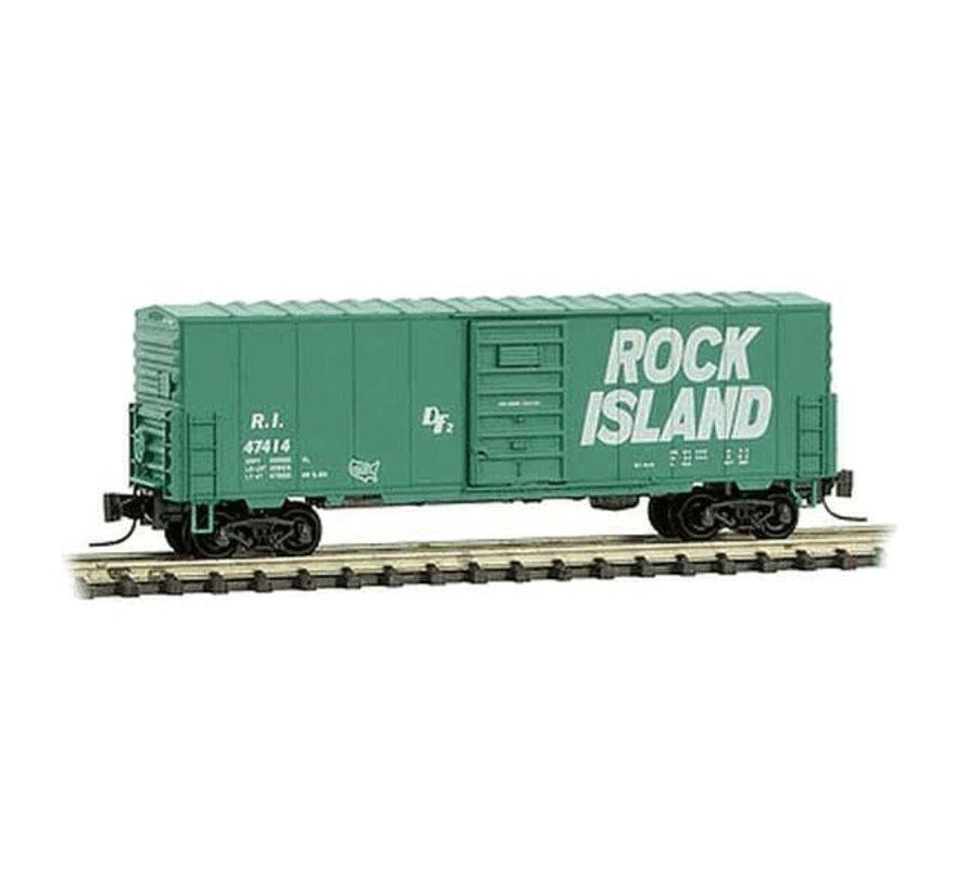 Micro-Trains : Z RI Box Car