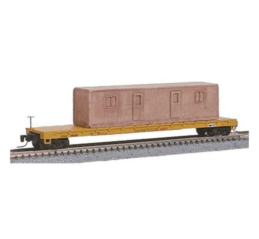 Micro-Trains : Z USAX 60' Flat