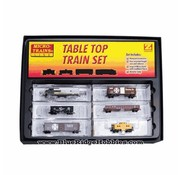 Micro-Trains Micro-Trains : Z ATSF Set
