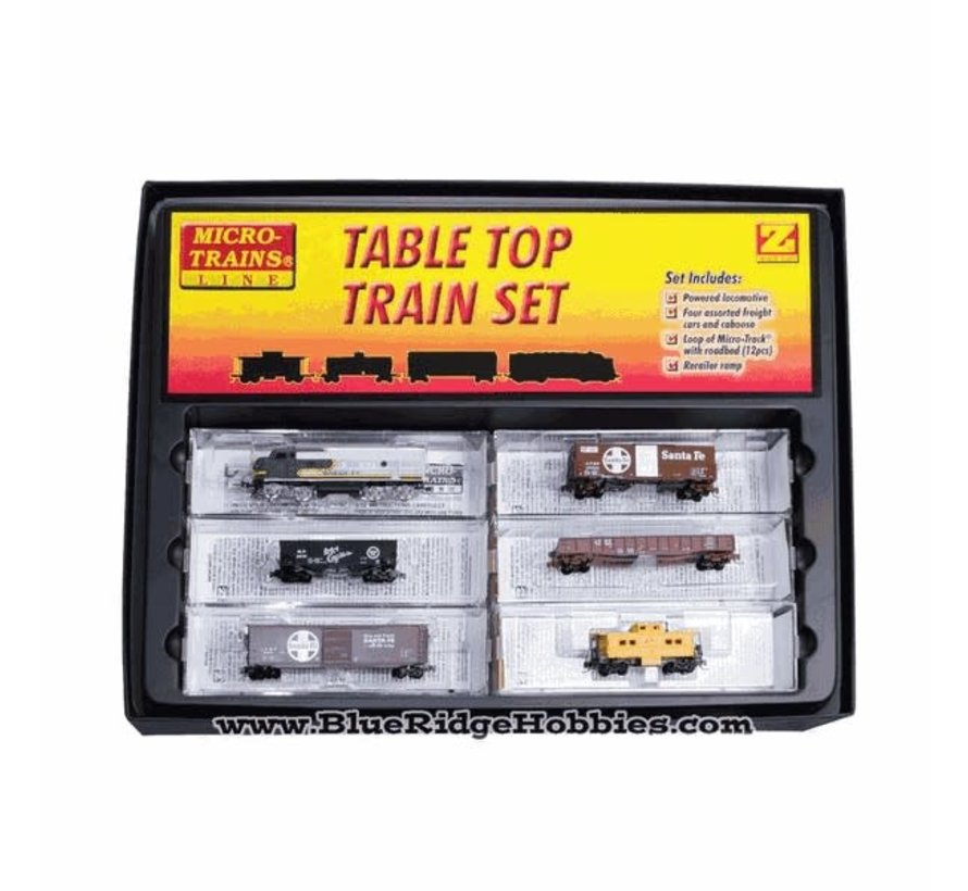 Micro-Trains : Z ATSF Set