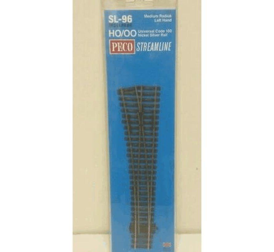 PECO : HO SL96 C100 Med R T/O LH