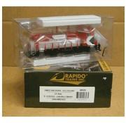 Rapido Rapido : HO CP SW1200RS DCC
