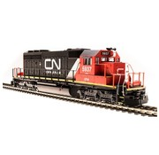 BROADWAY Broadway : HO P3 SD40-2 CN #6106/Website Scheme/DC/DCC Sound