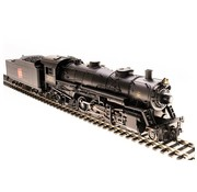 BROADWAY Broadway : HO P3 2-8-2 Lt.Mikado Steam Loco CN #3721/DC/DCC Sound