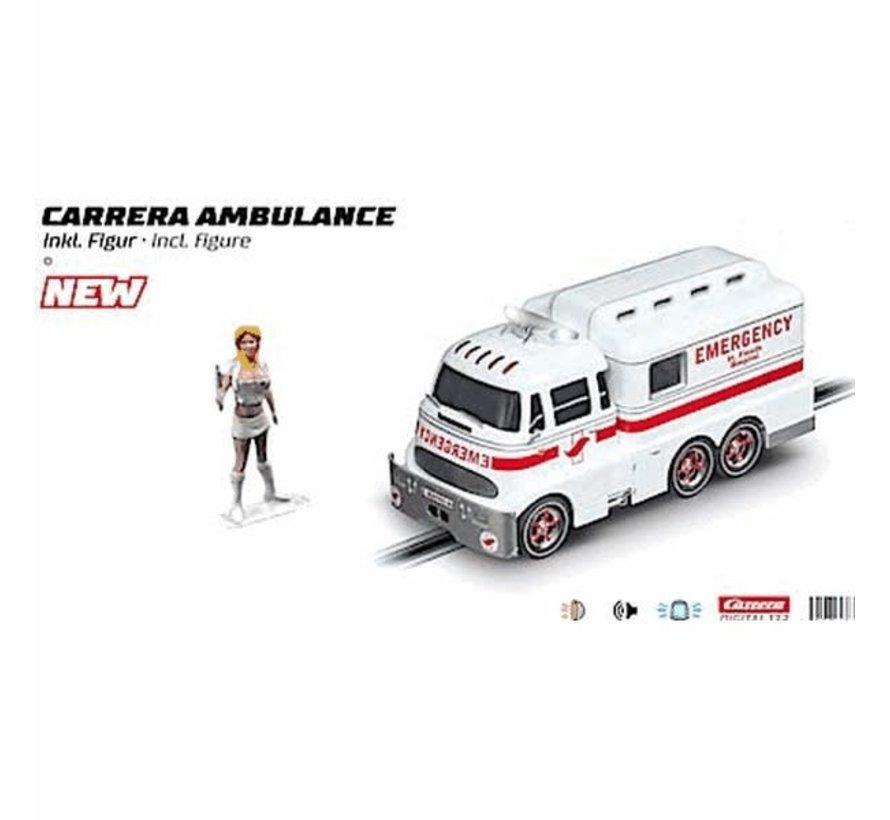 Carrera : DIG132 Carrera Ambulance
