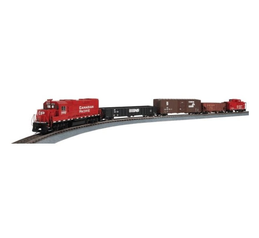 Walthers : HO CP Flyer Express DC SET