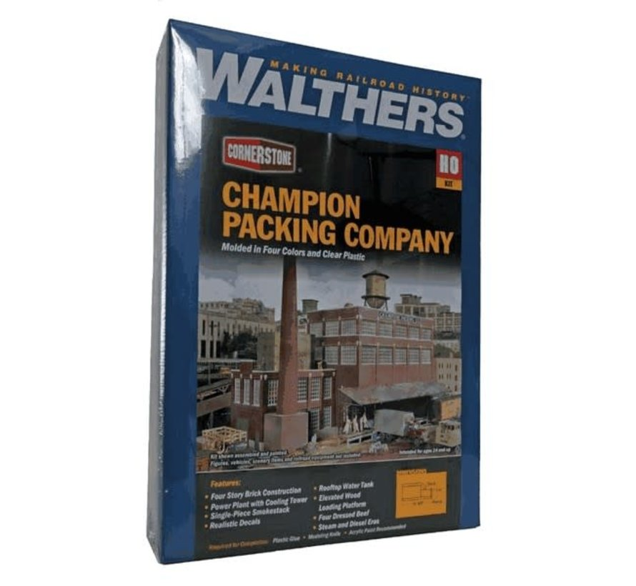 Walthers : HO Champion Packing
