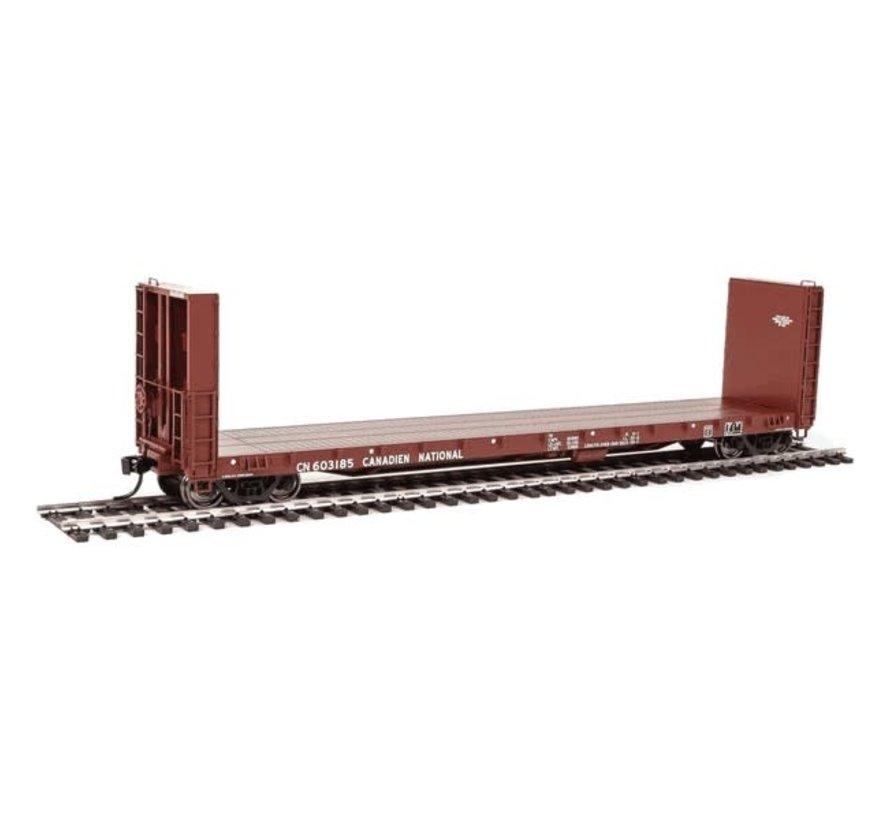 Walthers : HO CN 50' Bulk Flat car #603170