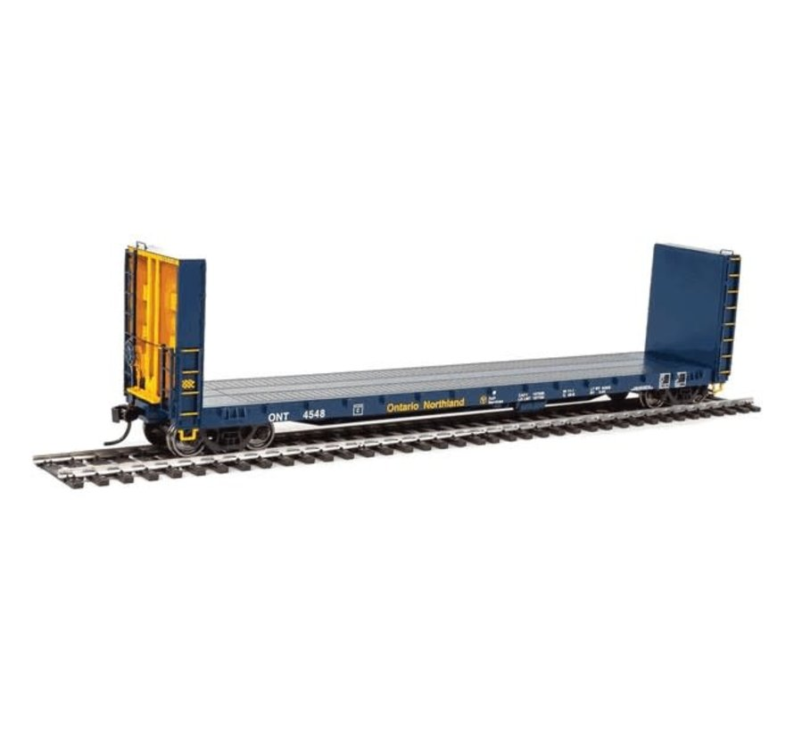 Walthers : HO CN 50' Bulk Flat car #603415