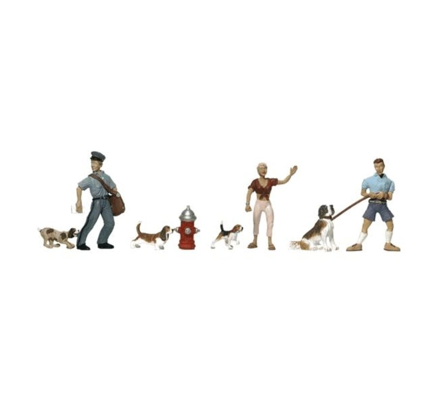 Woodland : HO People & Pets