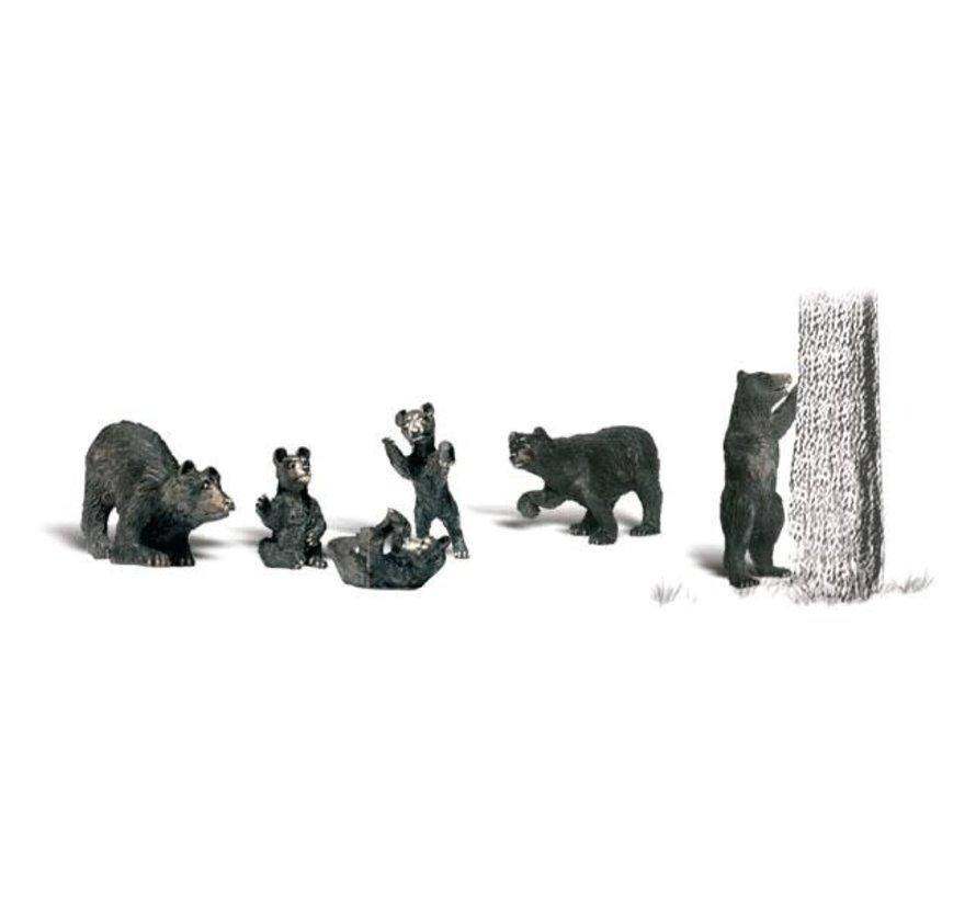 Woodland : HO Black Bears