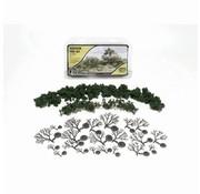 "WOODLAND WDS-1111 - Woodland : Realistic Tree Kits 3/4""""-3"