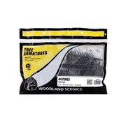 "WOODLAND WDS-1125 - Woodland : Tree Armatures 4""-6"" Pine"