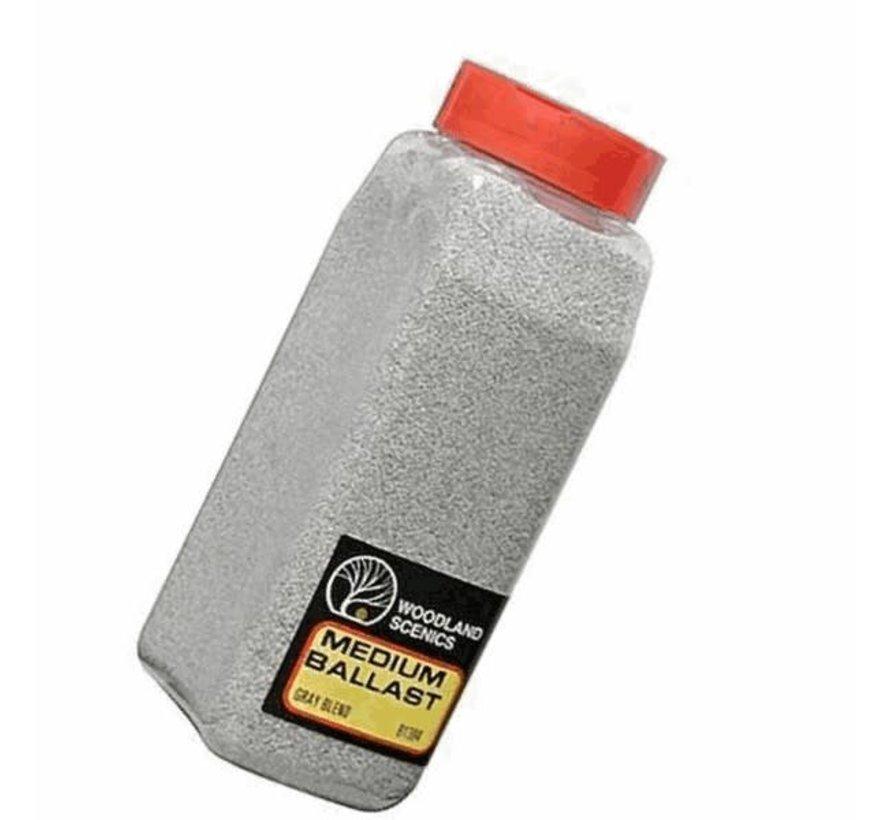 Woodland : Ballast Shaker Gray Blend medium