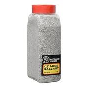 WOODLAND WDS-1395 - Woodland : Ballast Shaker Gray Blend coarse