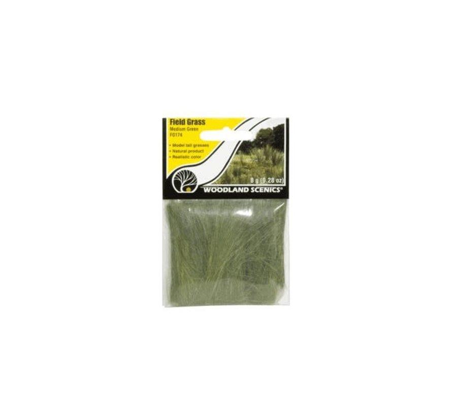 Woodland : Filed Grass Medium Green