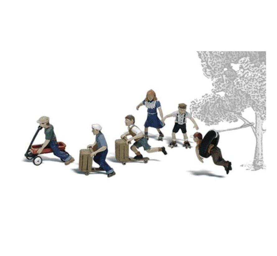 Woodland : N Playtime