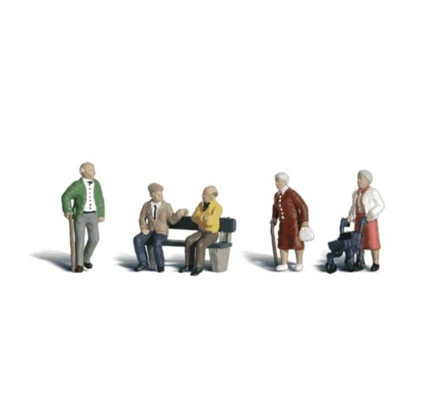 Woodland : N Senior Citizens